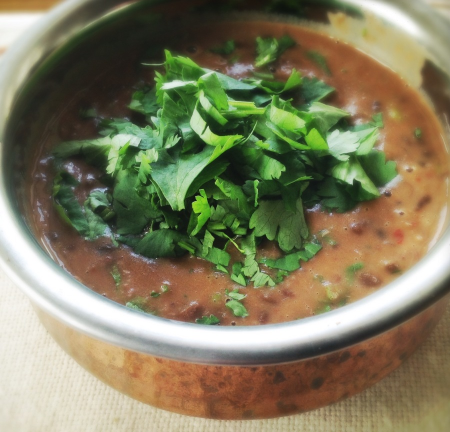 Bazaar Dal Makhani | Indian | Heat in The Kitchen