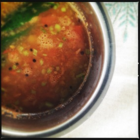 Saar   Rasam from Goa   Indian   Vegetarian   A Life TIme of Cooking