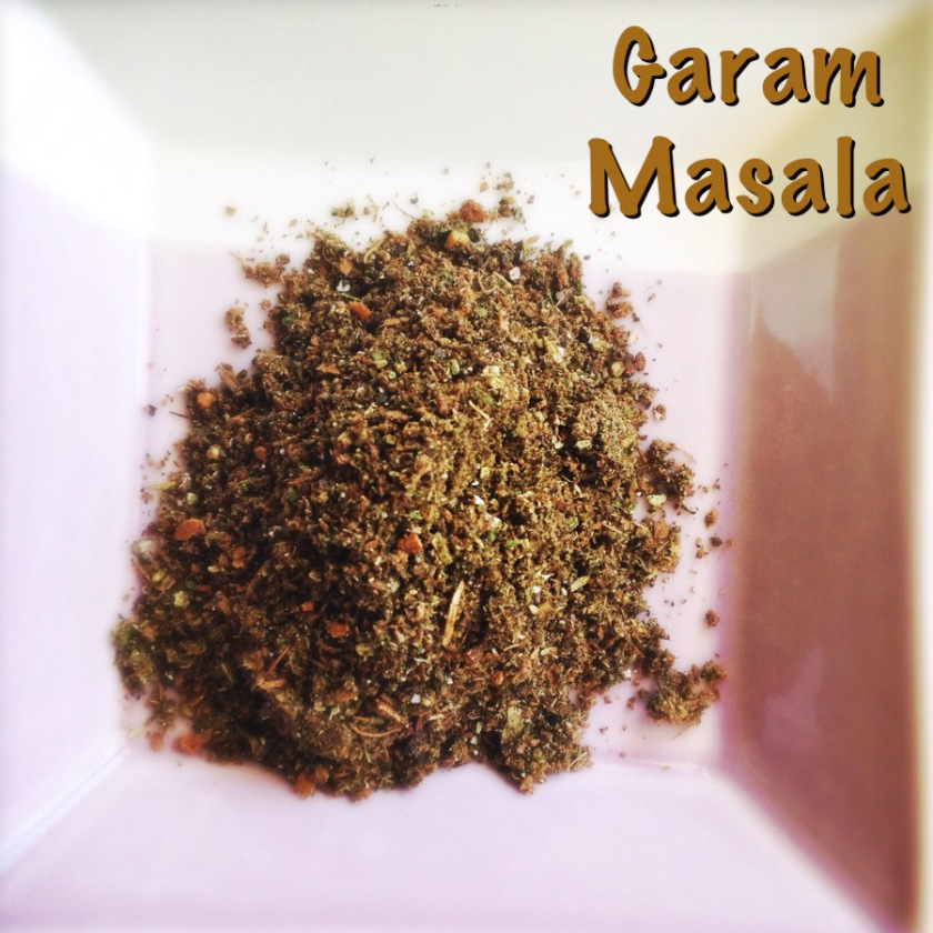 Curry Powder | Garam Masala | Heat in The Kitchen