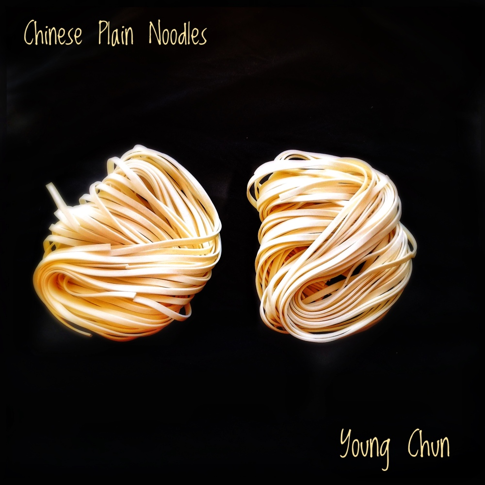 Plain Chinese Noodles