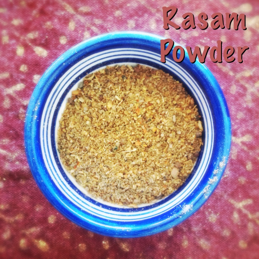 Rasam Powder | Indian | Masalas | Vegetarian | Heat in The Kitchen