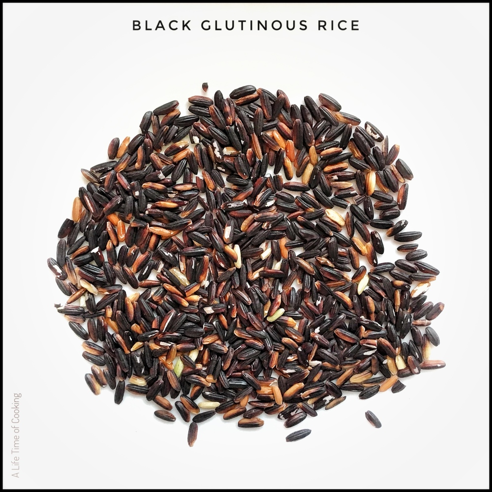 Black Glutinous Rice