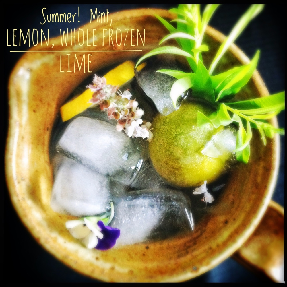 Lemon, Lime, Mint Cooler