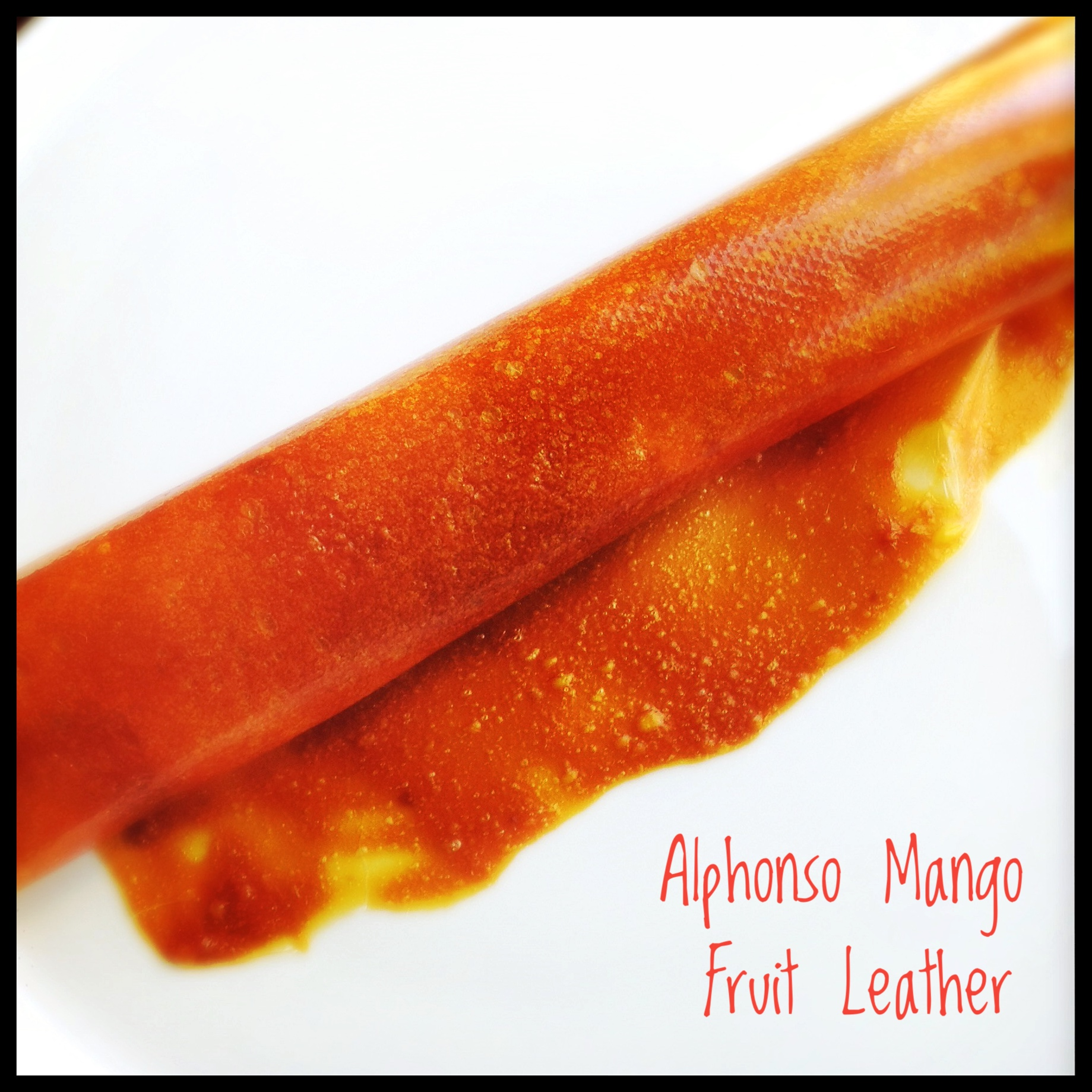 Recipe: How to Make Dried Mango and Mango Fruit Leather