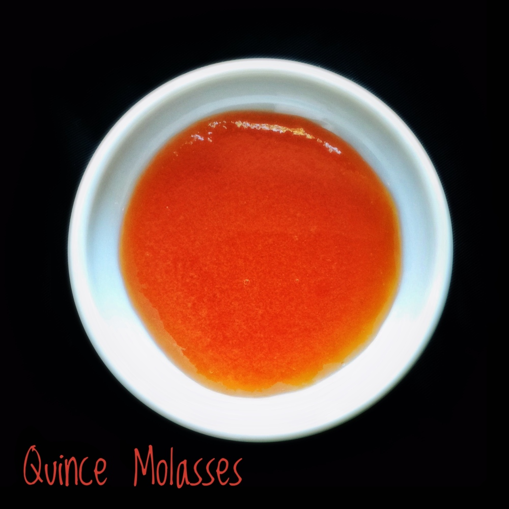 Quince Molasses