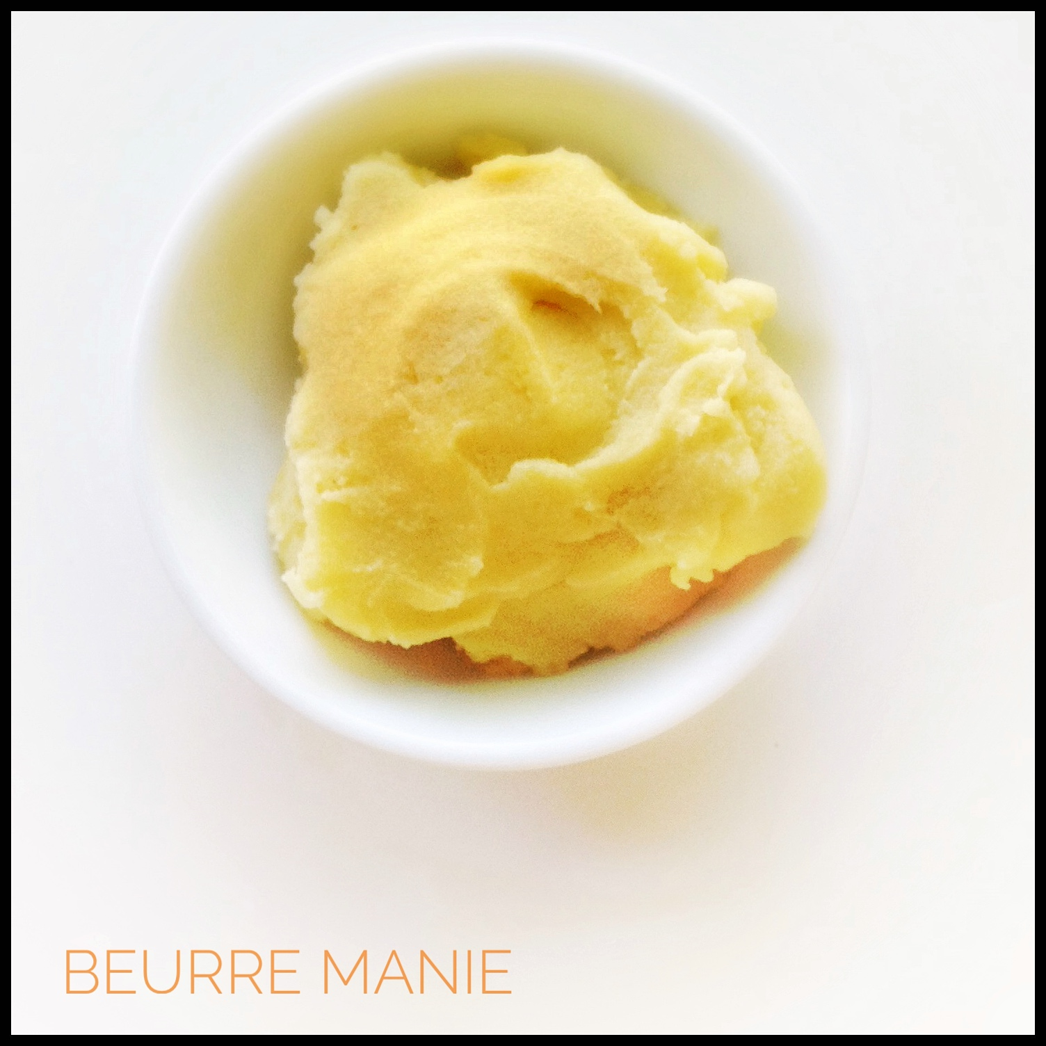 Cooking Tip: How To Make (and Freeze) Beurre Manie, a French Uncooked Butter and Flour Thickening Agent