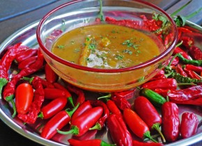 chilli-and-sambar