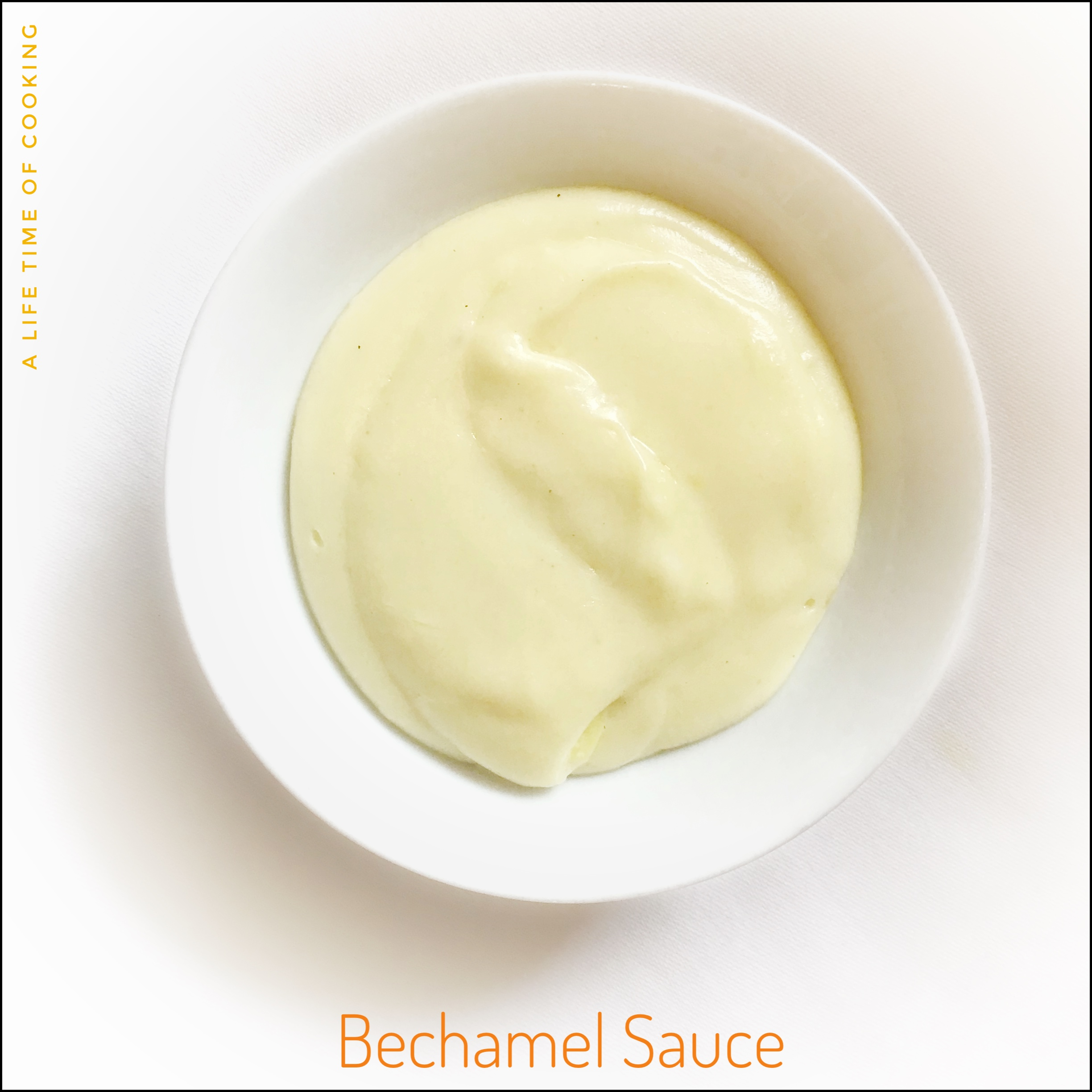 Recipe: How to Make Bechamel Sauce | White Sauce