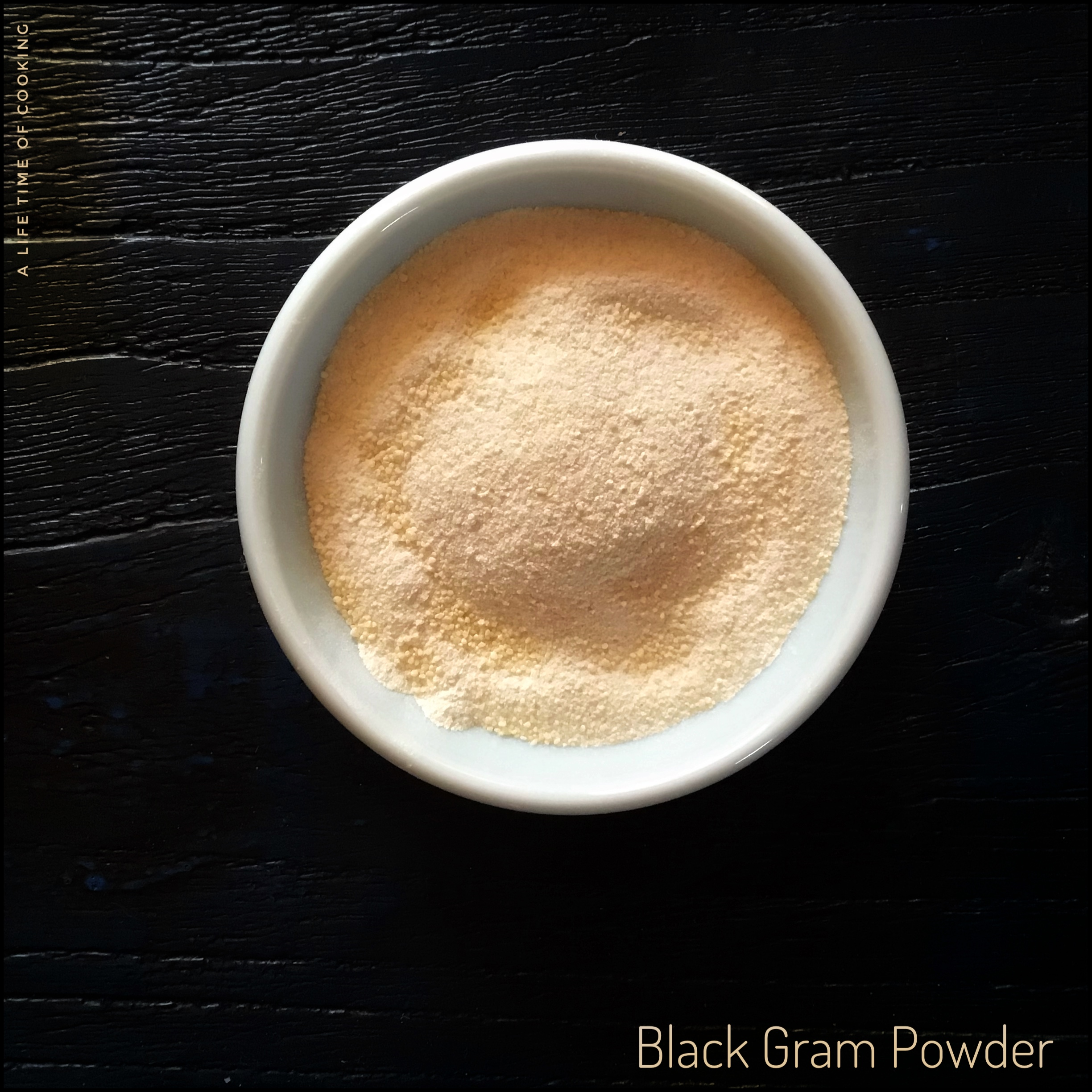 Indian Essentials: Black Gram Powder (Raw and Roasted) | Urad Powder and Flour